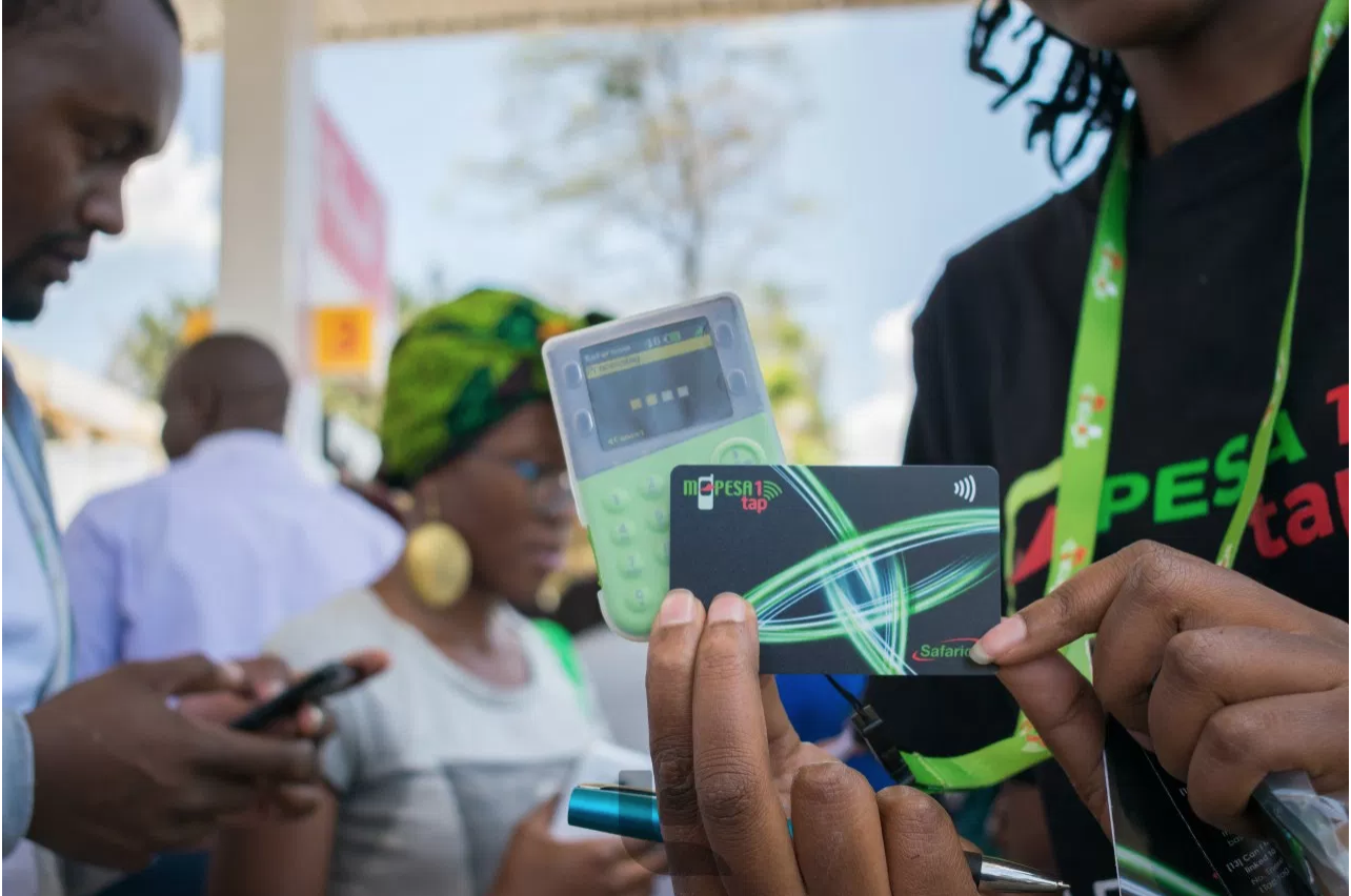 Safaricom Launches 1TAP in Nairobi